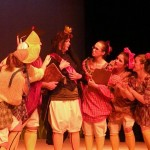 Honk! the Musical - followers of the Queen