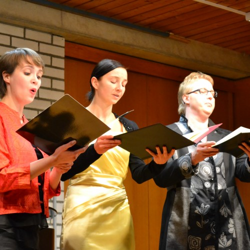 Classical Recital Trio