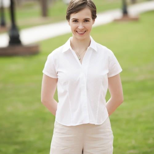 Megan Pfeiffer Miller - standing