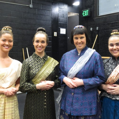 Royal Wives Backstage