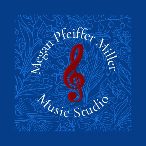 Megan Pfeiffer Miller Music Studio Logo